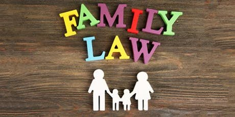 Family Law in Canada - presented in English tickets