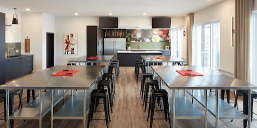 Accorde ton 5 à 7 + Atelier culinaire