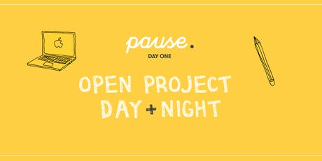 Open Project Day + Night tickets
