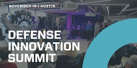 Defense Innovation Summit tickets