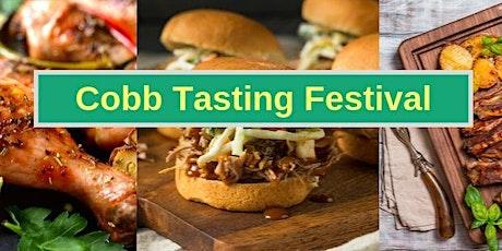 Cobb Tasting Festival tickets