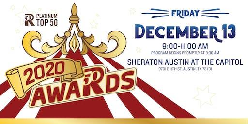 PT50 Austin 2020 Awards