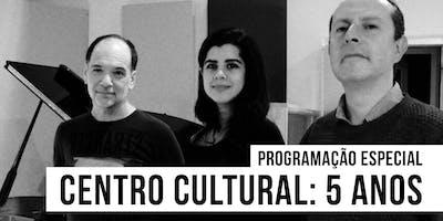 Adrian Iaiés y el Colegiales Trio