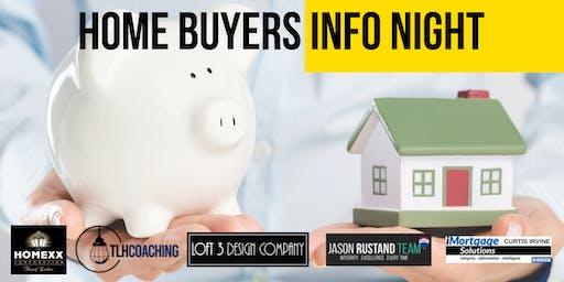 Home Buyers Info Night