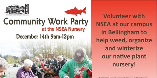 NSEA Nursery party on NSEA's campus