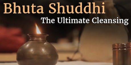 Isha Foundation - Bhuta Shuddhi tickets