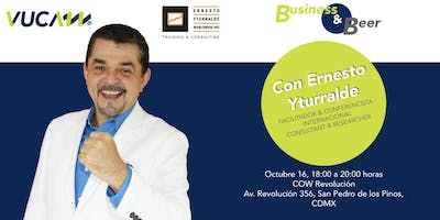 Business and Beer con Ernesto Yturralde