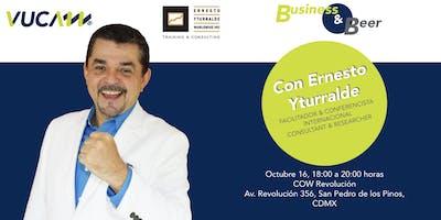 Business and Beer con Ernesto Yturralde