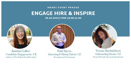 Engage Hire & Inspire tickets