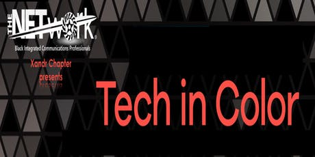 Tech in Color - hosted by The NETwork, Xandr Chapter tickets