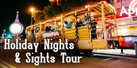 Holiday Nights & Sights Tour tickets