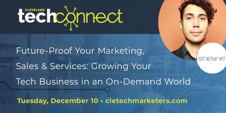 Future-Proof Your Marketing, Sales & Services: Growing Your Tech Business tickets