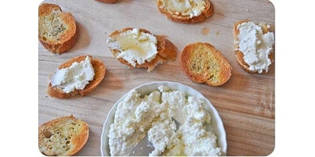 Ricotta Workshop: Chef Maria Capdevielle (Berkeley)  (03-21-2020 starts at 12:00 PM) tickets