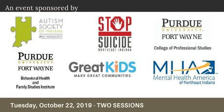 Autism and Suicide Prevention: Strategies for Positive Outcomes tickets