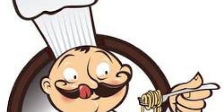 Souper Spaghetti billets
