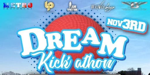 1st annual Dream  Kick'athon