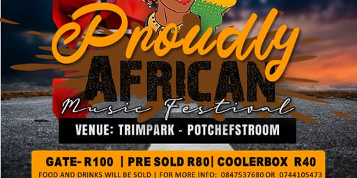 Proudly African Music Festival