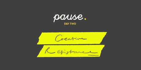 Creative Resistance Day tickets
