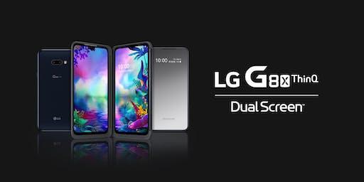 *NEW* LG G8X ThinQ Dual Screen Training - Burlington Mall (Session 1)