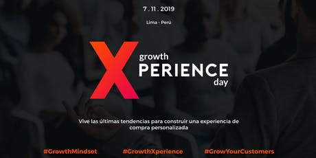 Growth Xperience Day entradas
