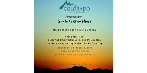 Colorado Party Rentals opening in Santa Fe