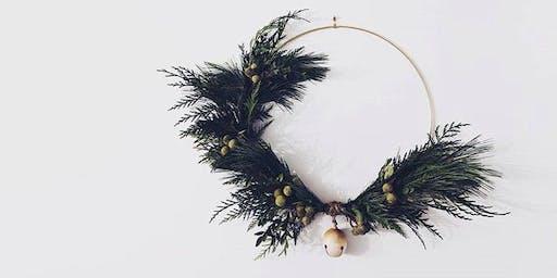 DIY Winter Wreath Workshop
