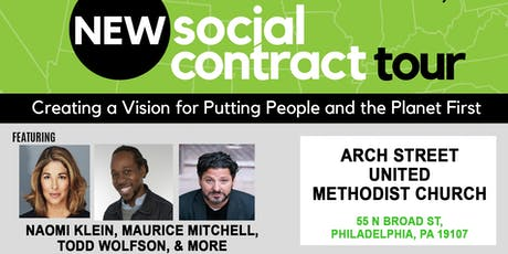 It's Time For A New Social Contract! Featuring Naomi Klein tickets