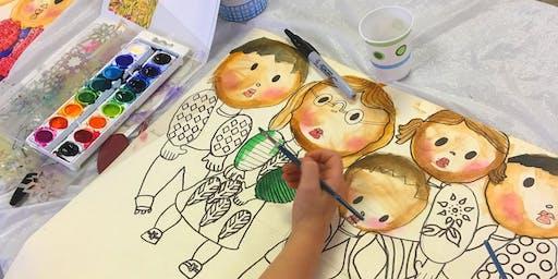 "CREATIVE KIDS  ""After School Art Program""- NOVEMBER"