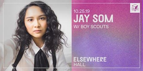 Jay Som @ Elsewhere (Hall) tickets