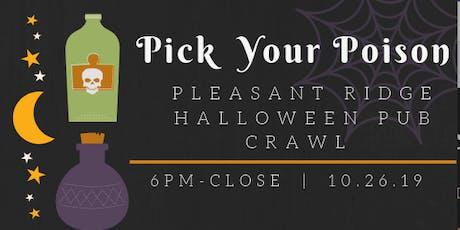 Pleasant Ridge Halloween Pub Crawl tickets