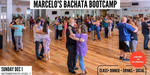 NOVEMBER BACHATA BOOTCAMP - Intermediate Level I
