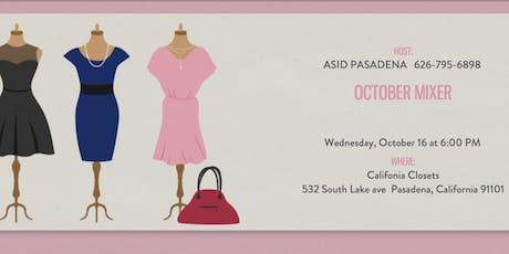ASID Pasadena October Mixer! 10.16.2019 tickets