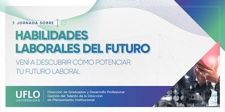 1RA JORNADA DE HABILIDADES LABORALES DEL FUTURO entradas