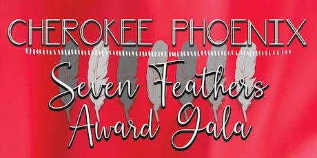 Cherokee Phoenix Seven Feathers Award Gala tickets