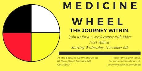 Medicine Wheel: The Journey Within tickets