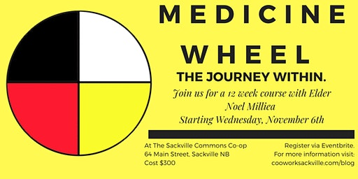 Medicine Wheel: The Journey Within