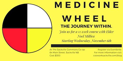 Medicine Wheel: The Journey Within