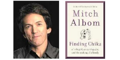 An Evening with Mitch Albom