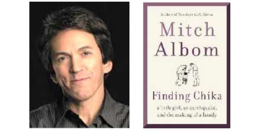 An Evening with Mitch Albom