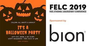 FELC19 Halloween Party