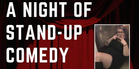 A Night of Stand-up Comedy tickets