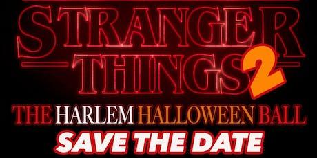 Stranger Things 2: The Harlem Halloween Ball tickets