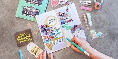 Traveler's Notebook Workshop tickets