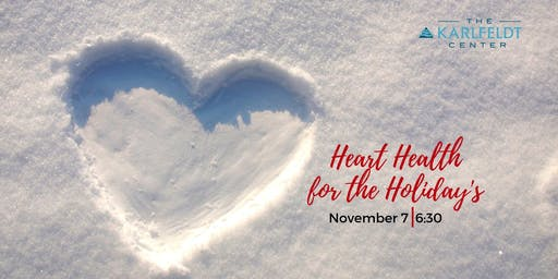 Heart Health for the Holidays