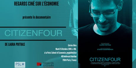Projection de Citizenfour billets