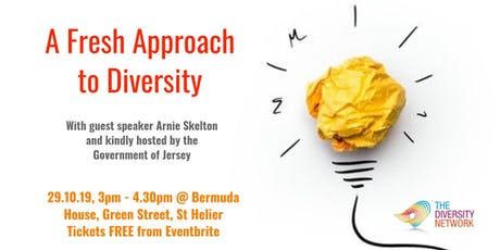 A Fresh Approach to Diversity tickets