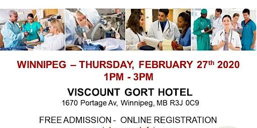 Winnipeg Job Fair - February 27th, 2020