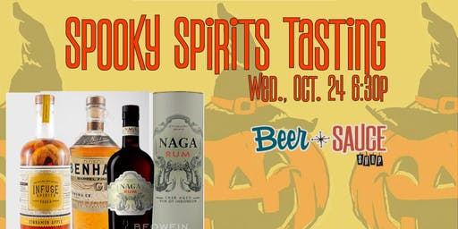 Spooky Spirits School