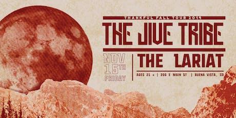 The Jive Tribe tickets