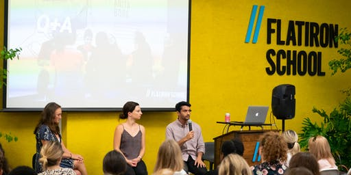 How I Became a Software Engineer | Flatiron  School Alumni Panel